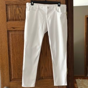 Lily Pulitzer white pants. New without tags